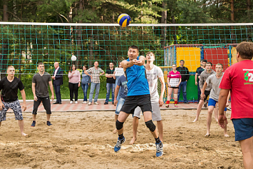 OPEN AIR ITC - 2018 – Summer Festival of sports and fun!